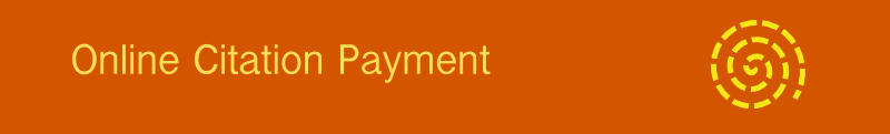 Online Citation Payment::